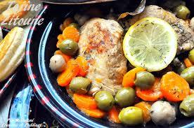 recette de cuisine plat recettes ramadan plats traditionnels algériens et tajines