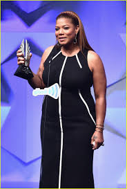 queen latifah wins for u0027bessie u0027 at glaad media awards 2016 photo