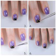 different types of nail art different types of nail art