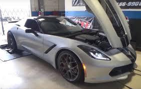 1000 hp corvette 2015 chevrolet corvette c7 1 000 horsepower gm authority