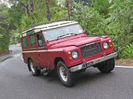 land rover series ii land rover series 3 in rugged waitakere classic cars driven