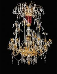 Chandelier Advertising The Most Expensive Antique Chandeliers Sold At Auction Photos