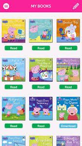 peppa pig books app store