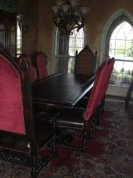 gothic dining room 1000 ideas about victorian dining rooms on gothic dining room 20 refined gothic kitchen and dining room designs digsdigs designs