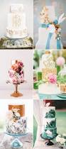 20 most beautiful wedding cakes for your romantic artsy wedding
