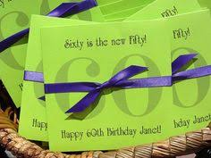 60th birthday party favors 60th birthday party ideas for women 60th birthday party favor