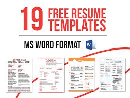 microsoft word templates download resume word resume templates free beloved attractive word resume