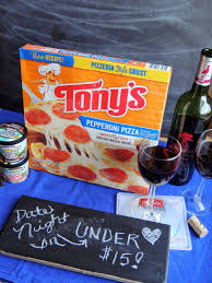 frugal foodie mama pizza picnic u0026 a movie date night in on a budget