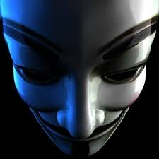 anonymous mask 3d asset anonymous mask cgtrader