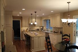 Kitchen Recessed Lighting Design Terrific Size For Can Lights In Kitchen At Sustainablepals Can