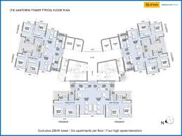 l u0026t emerald isle powai in mumbai plans location price
