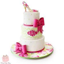 bridal shower high heel cake bridal shower cakes