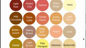 soft autumn light color palette seasonal color analysis youtube