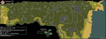 Termina Map The Video Game Atlas N64 Maps
