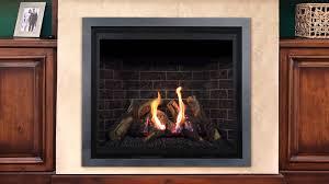 kozy heat bayport 41 log fireplace youtube