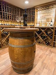 wine cellar table a whole house renovation u2013 inside and out u2013 starting with a wine