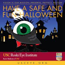 fake eye contacts halloween halloween eye safety tips usc roski eye institute