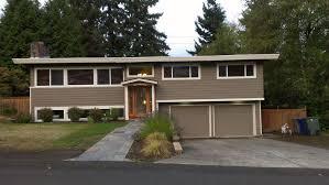 sw foothills paint pinterest split level exterior deck