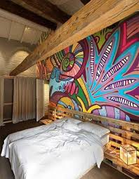 Best  Mural Ideas Ideas On Pinterest Painted Wall Murals - Bedroom wall mural ideas