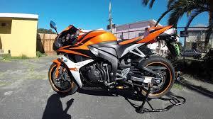 honda cbr 600 orange and black 2008 honda cbr600rr orange image 164
