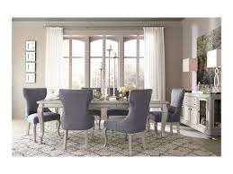 signature design by ashley coralayne 7 piece rectangular dining