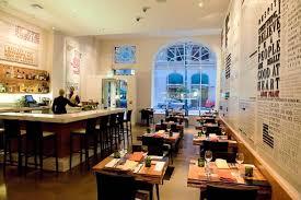 Interior Design San Francisco by Chic Hospitality Interior Design Of Credo Restaurant San