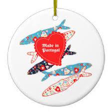 portuguese fish ornaments u0026 keepsake ornaments zazzle