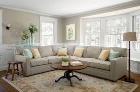 Boston Home Interiors Atwood 2 Pc Sectional Transitional Living Room Boston By