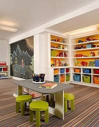 Home Daycare Ideas For Decorating 35 Colorful Playroom Design Ideas Basements Nice And Playrooms