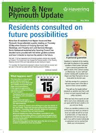 napier and new plymouth estate may 2016 by havering council