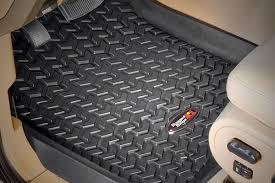 2014 jeep floor mats rugged ridge all terrain floor mats free shipping 2014 jeep