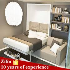 wall bed couch murphy bed over sofa smart wall beds couch combo