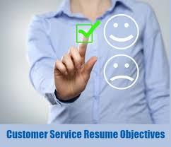 resume objectives exles generalizations customer service resume objective exles