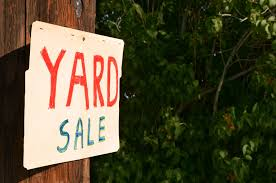 tips for yard sale success green america