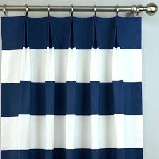 light blue striped curtains red and white striped curtains teawing co