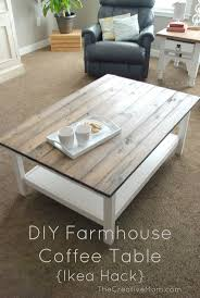 Wood Living Room Table Sets Top 25 Best Farmhouse Coffee Tables Ideas On Pinterest Farm
