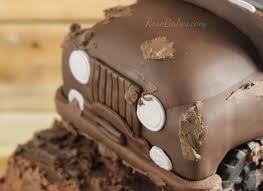 jeep cake tutorial mud riding jeep groom u0027s cake rose bakes