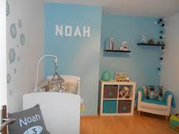 chambre noa b b 9 ophrey com stickers bleu turquoise chambre bebe prélèvement d