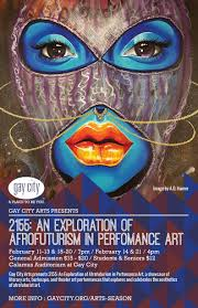 Seattle On Map by 2155 An Exploration Of Afrofuturism In Performance Art At