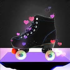 light up roller skate wheels flashing roller skates adults well ventilated wheels light up