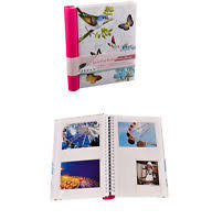 500 4x6 photo album vintage butterfly photo album 200 4x6 5x7 500 4x6 photos or