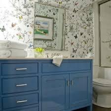 Refinish Vanity Cabinet Bathroom Blue Vanity Cabinet To Da Loos A Dozen Fun Get 20 Ideas
