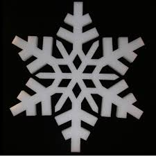 snowflake decorations snowflake decorations snow supermarket