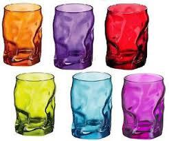 bicchieri colorati bormioli bicchieri bicchiere bormioli sorgente elegante acqua vino colorato