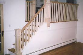 Banister Replacement Custom Railings And Staircases Fairfield County Connecticut Ct