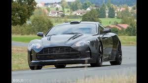 Mansory Cyrus Aston Martin Dbs Db9