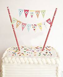 cake banner topper happy birthday banner cake topper decoration kitchen