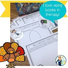 language and literacy twas the before thanksgiving book