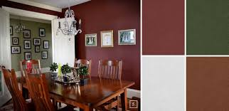 Paint Ideas For Dining Room Dining Room Colors And Paint Scheme Ideas Home Tree Atlas