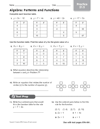 patterns and equations worksheets 28 templates patterns and